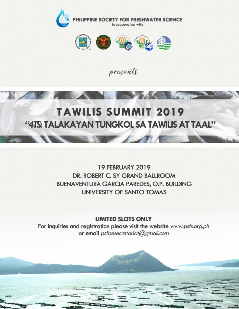 Tawilis Summit 2019