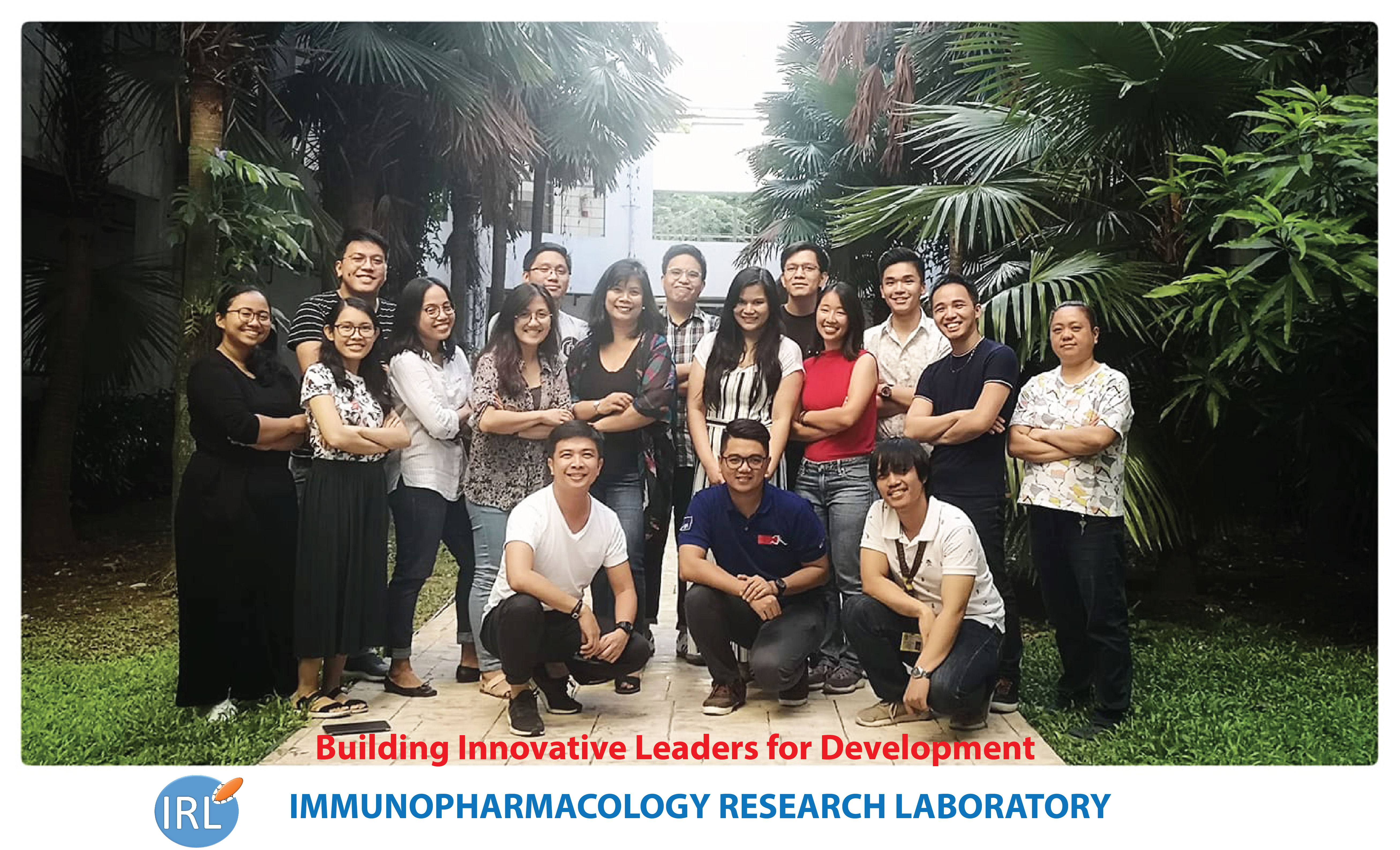 Immunopharmacology Research Laboratory 2019